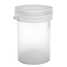 Round jar with cap 150 ml